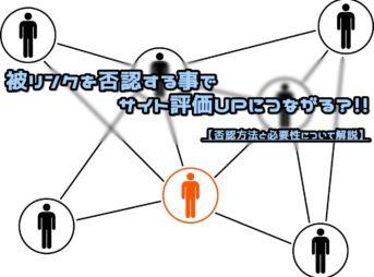 被リンクのネットワーク図