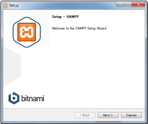 Setup - XAMPP