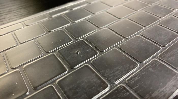 ELLECOM キーボード防塵カバー ホームポイント
