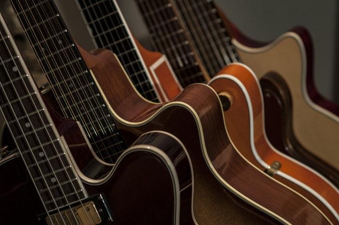 ギター選びのポイント