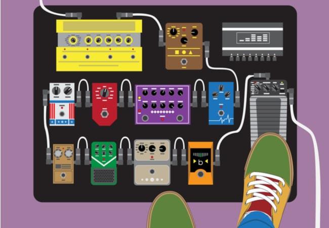 ギター初心者にエフェクターは必要?!元楽器店スタッフ兼バンドマンが実体験を元に語る