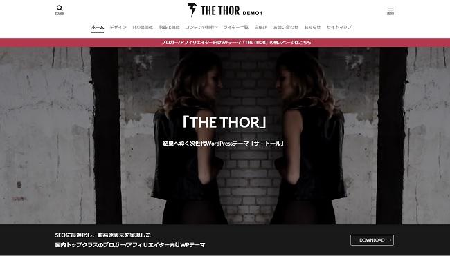 【豪華10特典】THE THOR(ザ・トール)をレビュー!2020年に実績を出したい人はこれ!