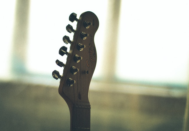 チューニングを例にしてギター弦の太さ選びをしよう