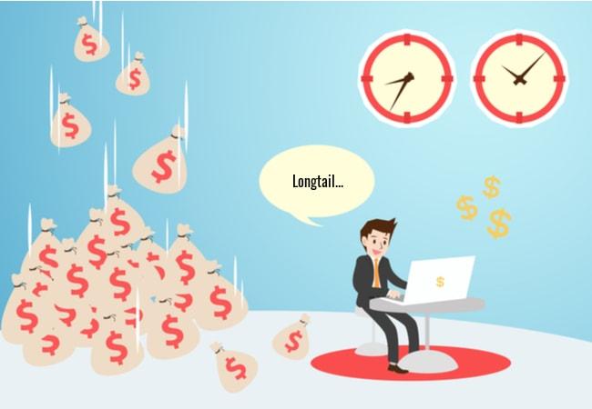 ロングテールキーワードを見つけて収益をあげよう!