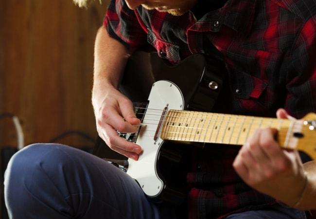 エレキギター初心者が陥る間違った練習方法
