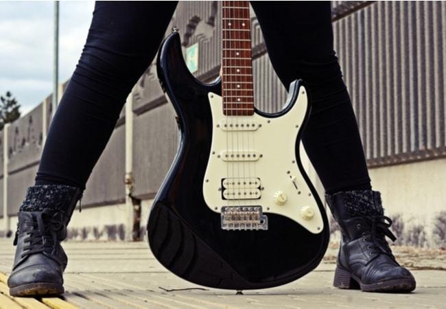 エレキギターの選び方