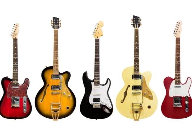 初心者向けエレキギターの選び方【ギター歴15年の経験から解説します】