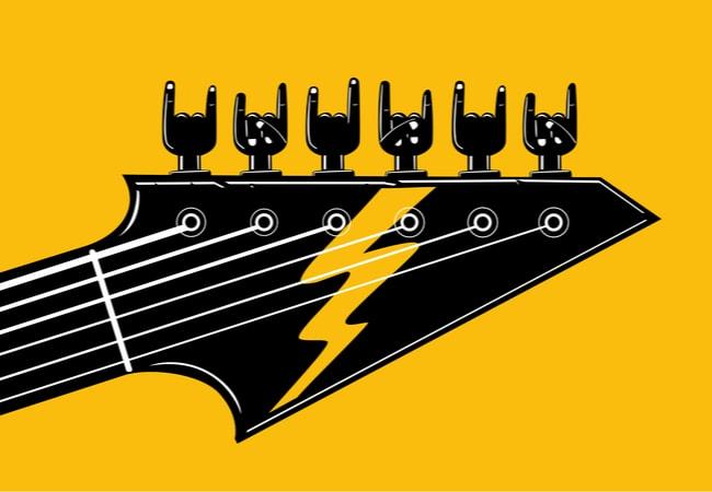 速弾きしやすいギターは?ギター歴15年&元楽器店スタッフが解説します