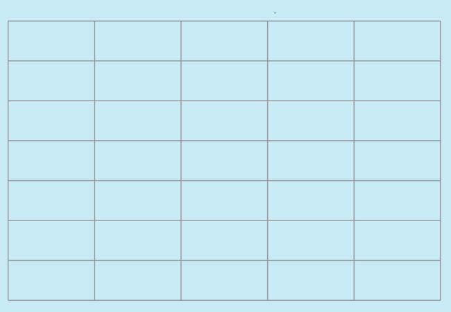 見やすいブログの書き方⑧:表を使ってスペックを見やすくする